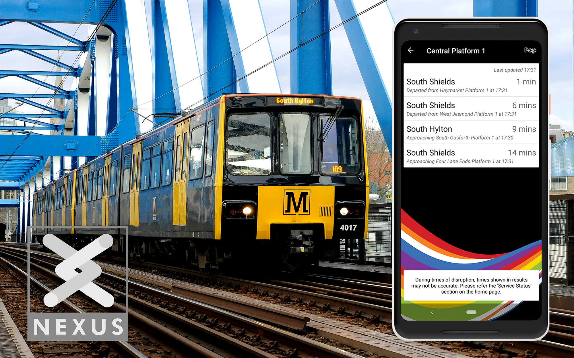 Metro Smart Ticketing App's picture