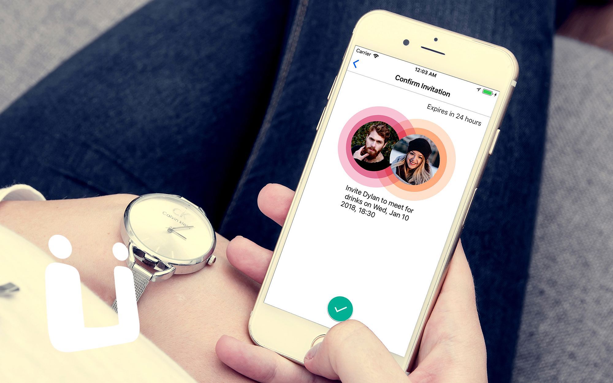 Visavis Dating App's picture