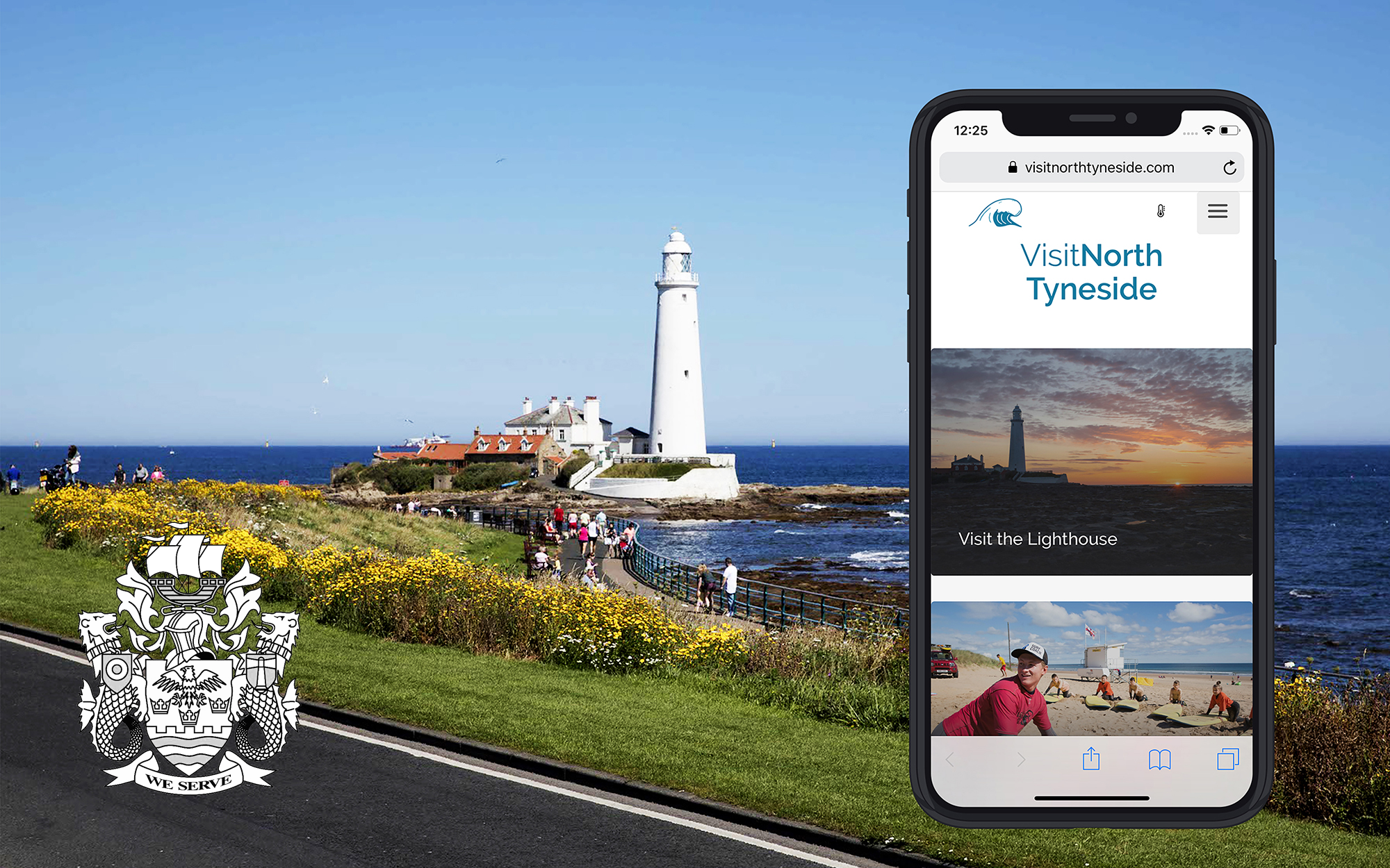 Visit North Tyneside image