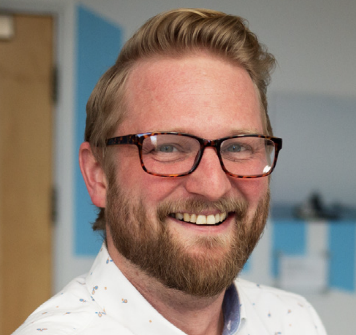Richie Ramsden - Head of Data Science at AkzoNobel